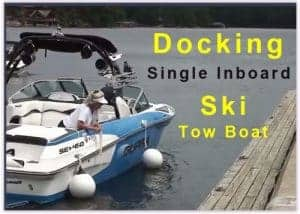 Docking Single IB Ski Picture