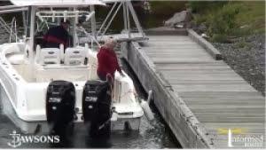docking twin ob video pix