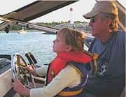 how to buy a boat that's right for family