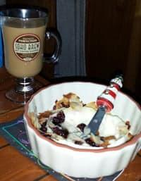 irish coffee brie
