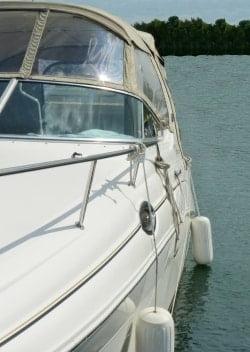 no side deck