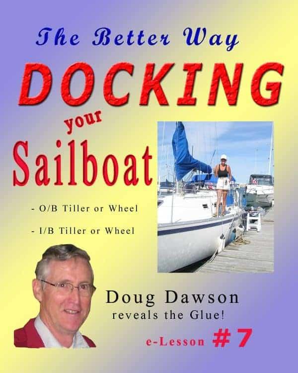 docking a sailboat