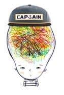cluttered mind captain